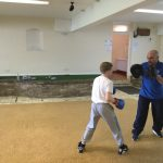 Nathan Probert Boxing Workshop