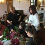 Sherrie Smith Flowers Workshop